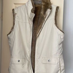 Gap reversible winter vest